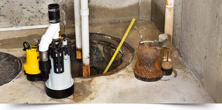 Sump Pump Maintenance Winter Repair