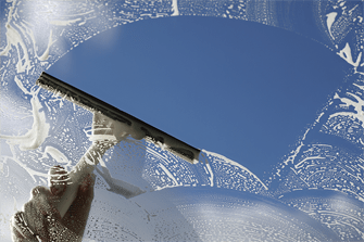 window cleaning with squeegee, window cleaning services minneapolis